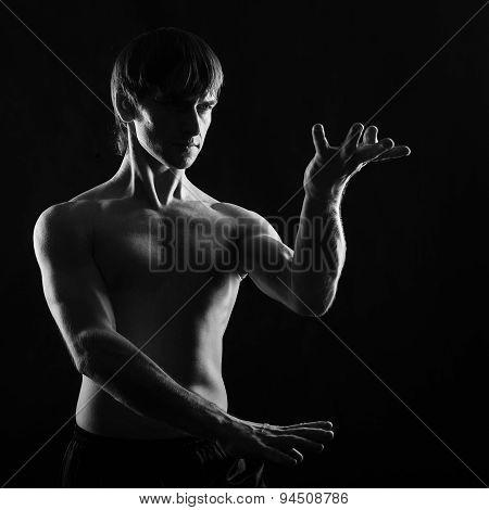 Martial Arts Kung Fu Kata