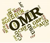 foto of oman  - Omr Currency Meaning Oman Rials And Market - JPG