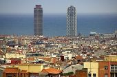 beautiful city of Barcelona.