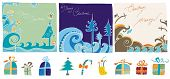 Christmas  design elements.  To see similar, please VISIT MY GALLERY.