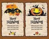 Halloween textured backgrounds 4