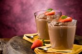 Chocolate Mousse - Pudding