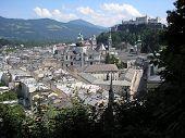 Downtown Salzburg