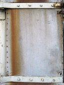 Rust Old Background Door