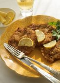Schnitzel With Lemon