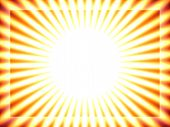 Sun Background, Yellow Stripes, Rays, Solar