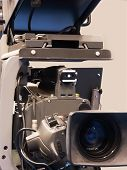 Front View Of Camera