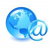 global communication icon