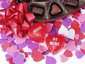 Xoxo Be Mine Hearts