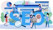 Concept Seo, Market Research Web Site Coding, Internet Search Optimization For Web Page, Banner, Pre poster