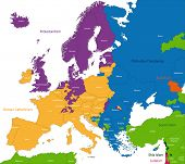 Predominant religious heritages in Europe