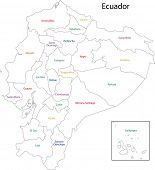 pic of guayaquil  - Administrative divisions of Ecuador - JPG