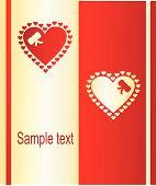 Valentine'S Card.Eps