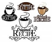 Original Recipe Seal / Mark. in Hot Cocoa / Chocolate version