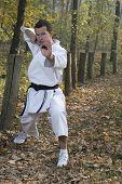 Karate And Nunchaku