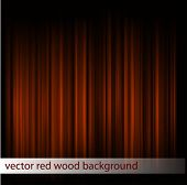 vector red wood texture