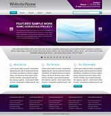 stock photo of web template  - web site template design  - JPG