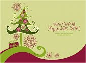 picture of merry christmas  - Merry Christmas card - JPG