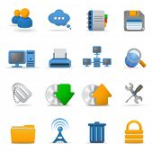 Web icons set | Joy series. Part 2