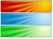 Sunny Banner Set
