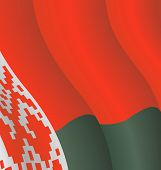 Flag Belarus