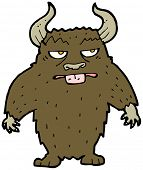 pic of minotaur  - minotaur cartoon - JPG