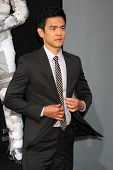 LOS ANGELES - AUG 1:  John Cho arrives at the