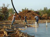 3 Concrete Laborers