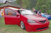Tuned Dacia Logan