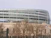Soldier Field In Chicago