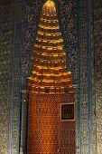 Green Mosque. Bursa Turkey