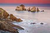 Amazing Seascape Sunrise
