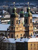 Dom Im Winter, Innsbruck
