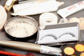 Makeup Artist's Tools