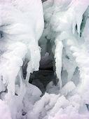 Iceberg Cavity