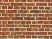 English Bond Brick Wall