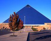 Pyramid Arena, Memphis.