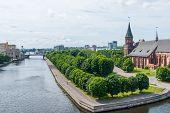 am Pregel in Kaliningrad anzeigen