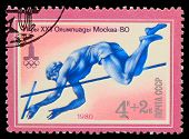 pic of olympic-games  - USSR  - JPG