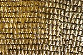 Engraved Buddha Images On Pindaya Caves' Wall - Myanmar