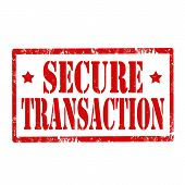 Secure Transaction-stamp