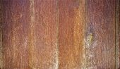 Wooden Plank On Wall As Texture