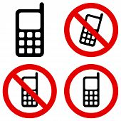 Mobile Phone Prohibition