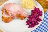 German Food Still Life