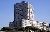Residential Building On Beachfront In South Africa