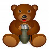Bear Grenade