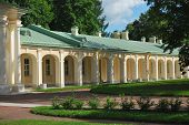 Palace Colonnade