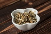 mixed herb tea