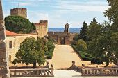 pic of templar  - Palace of the Knights Templar in Portugal - JPG