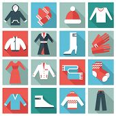 picture of outerwear  - Clothing  icons - JPG